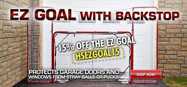 Hockey Shot: No more Dings.